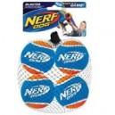 """Nerf Ball Blaster refill 4pk Med 2.5"""""""